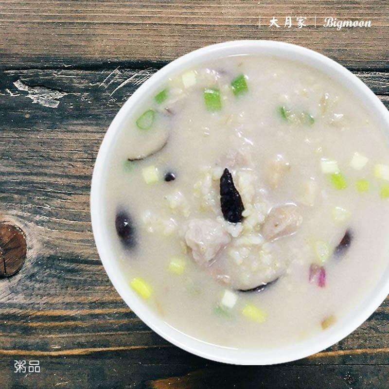 長秈糙米(浸泡)-養身米-大月家 BIGMOON
