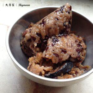 綁粽專業米(黑糯米)-糕粿原料米-大月家 BIGMOON