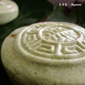 草仔粿的米(圓糯米)-糕粿原料米-大月家 BIGMOON