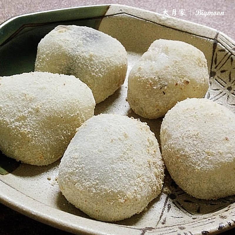 麻糬的米(圓糯米)-糕粿原料米-大月家 BIGMOON