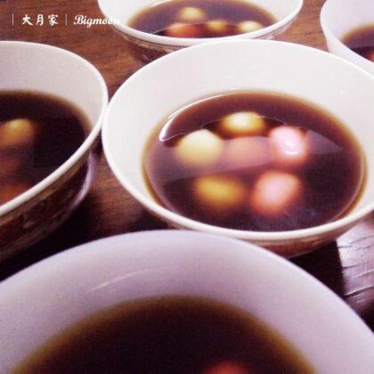 湯圓的米(圓糯米)-糕粿原料米-大月家 BIGMOON
