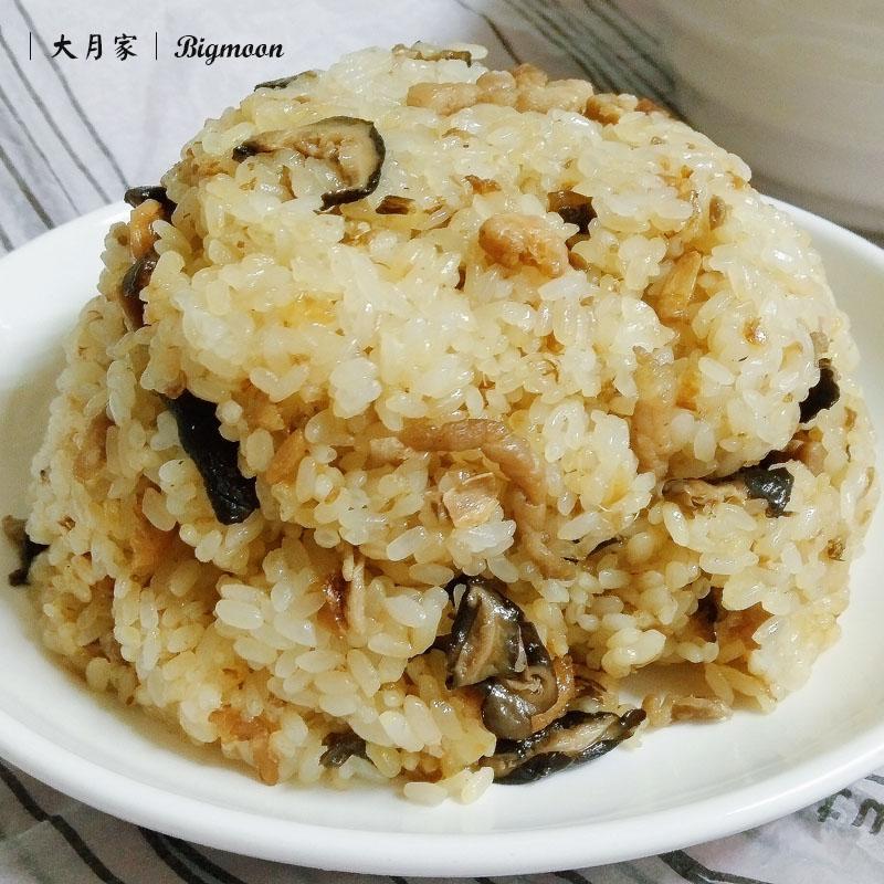 油飯米糕的米(長糯米)-糕粿原料米-大月家 BIGMOON